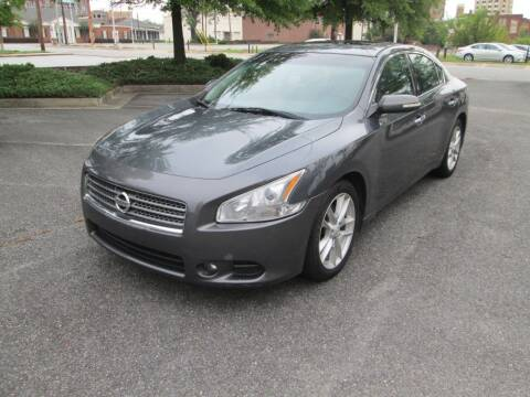 2011 Nissan Maxima for sale at Downtown Motors in Macon GA