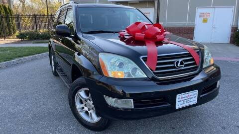 2007 Lexus GX 470 for sale at Speedway Motors in Paterson NJ