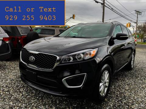 2016 Kia Sorento for sale at Ultimate Motors in Port Monmouth NJ