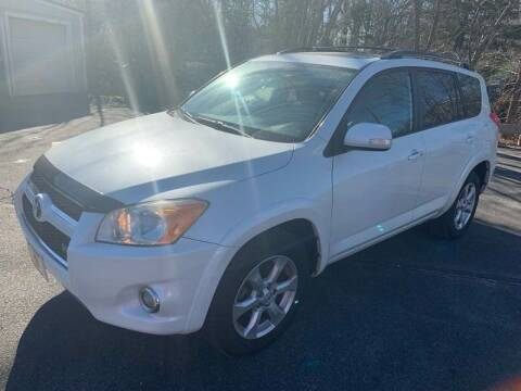 2009 Toyota RAV4 for sale at BORGES AUTO CENTER, INC. in Taunton MA
