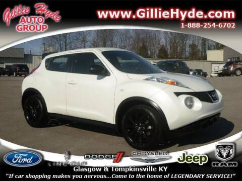 2013 Nissan JUKE for sale at Gillie Hyde Auto Group in Glasgow KY
