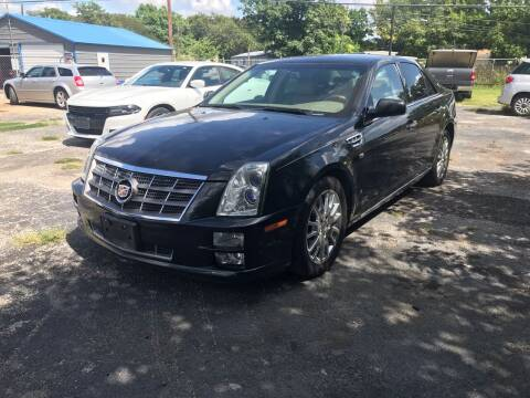 2009 Cadillac STS for sale at K-M-P Auto Group in San Antonio TX
