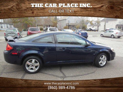 2009 Pontiac G5 for sale at THE CAR PLACE INC. in Somersville CT