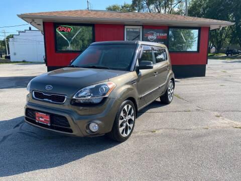 2012 Kia Soul for sale at Big Red Auto Sales in Papillion NE