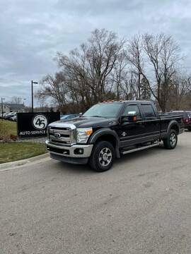 2011 Ford F-250 Super Duty for sale at Station 45 Auto Sales Inc in Allendale MI