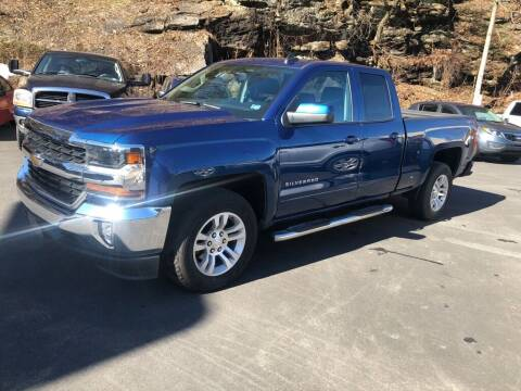 2018 Chevrolet Silverado 1500 for sale at Diehl's Auto Sales in Pottsville PA