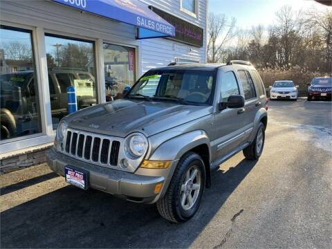 2006 Jeep Liberty for sale at Best Price Auto Sales in Methuen MA
