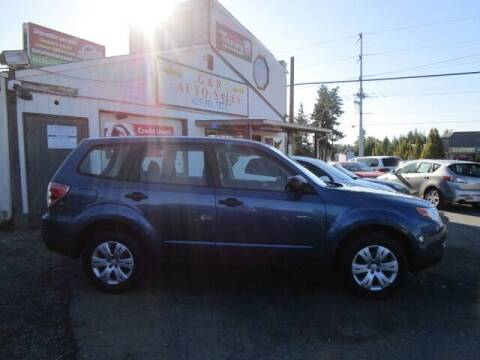 2013 Subaru Forester for sale at G&R Auto Sales in Lynnwood WA