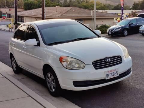 2009 Hyundai Accent for sale at Apollo Auto El Monte in El Monte CA