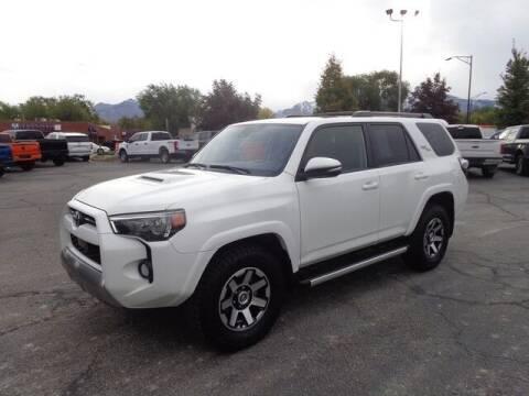 2020 Toyota 4Runner for sale at State Street Truck Stop in Sandy UT