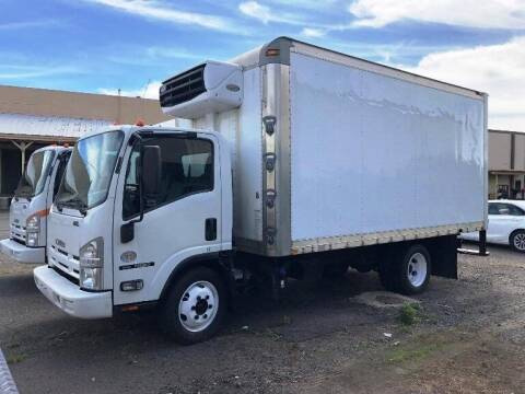 2012 Isuzu NQR for sale at Advanced Truck in Hartford CT