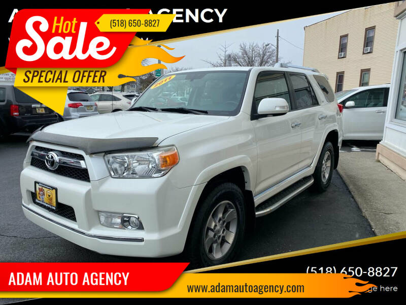 2011 Toyota 4Runner for sale at ADAM AUTO AGENCY in Rensselaer NY