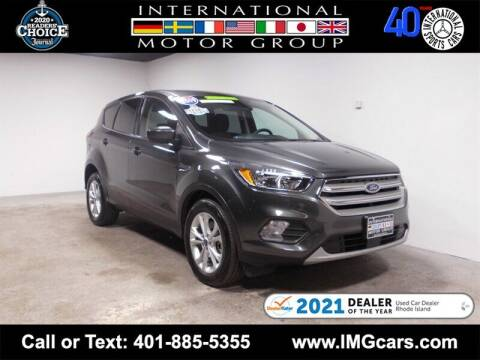 2019 Ford Escape for sale at International Motor Group in Warwick RI