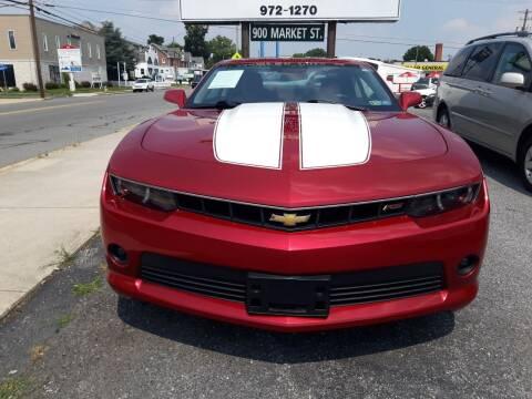 2014 Chevrolet Camaro for sale at Automotive Fleet Sales in Lemoyne PA