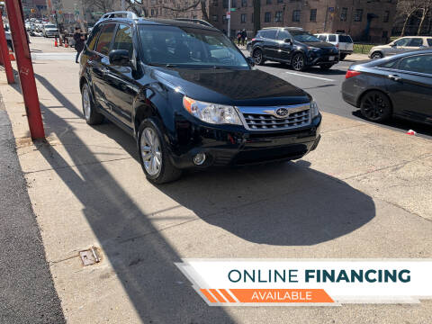 2011 Subaru Forester for sale at Raceway Motors Inc in Brooklyn NY
