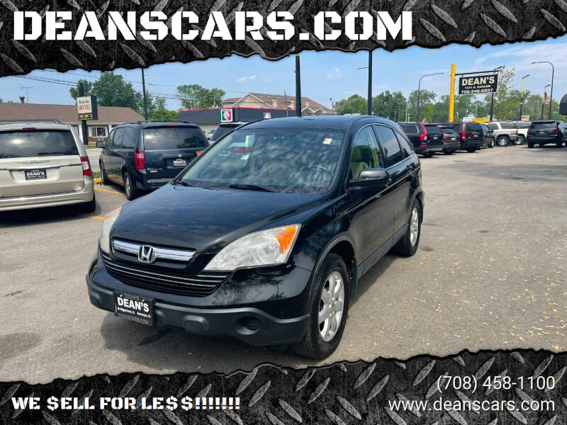 2009 Honda CR-V for sale at DEANSCARS.COM in Bridgeview IL