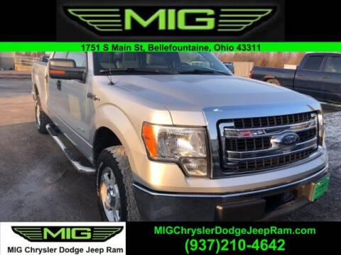 2013 Ford F-150 for sale at MIG Chrysler Dodge Jeep Ram in Bellefontaine OH