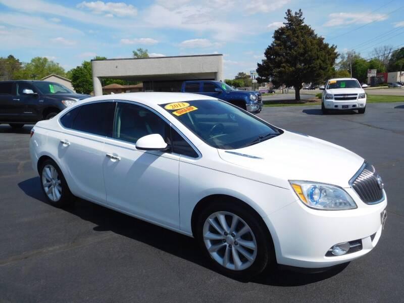 2013 Buick Verano for sale at North State Motors in Belvidere IL