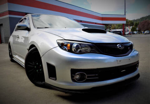 2010 Subaru Impreza for sale at A1 Group Inc in Portland OR