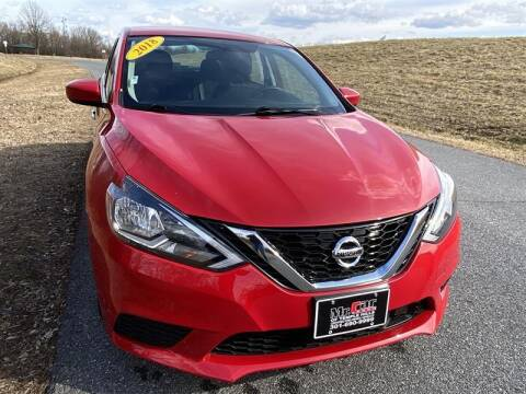 2018 Nissan Sentra for sale at Mr. Car City in Brentwood MD