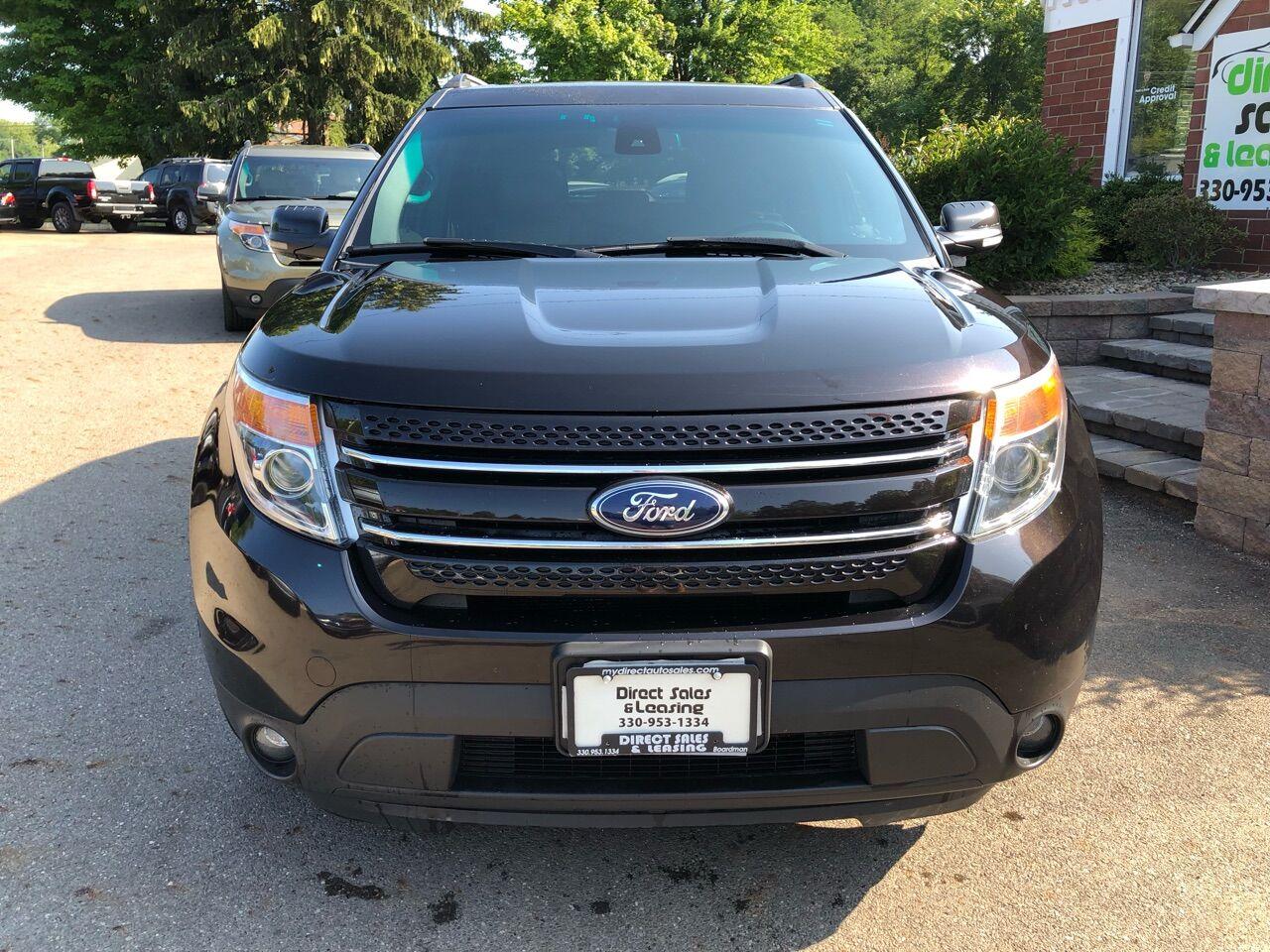 2013 Ford Explorer Sport Utility