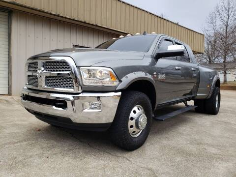 2013 RAM Ram Pickup 3500 for sale at M & A Motors LLC in Marietta GA