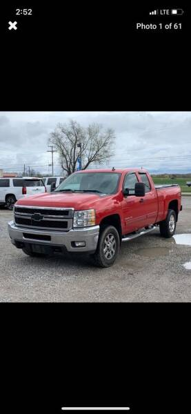 2011 Chevrolet Silverado 2500HD for sale at COUNTRYSIDE AUTO SALES 2 in Russellville KY