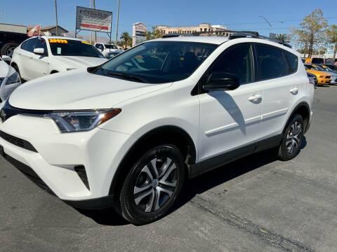 2017 Toyota RAV4 for sale at Charlie Cheap Car in Las Vegas NV