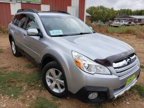 2013 Subaru Outback for sale at AJ's Autos in Parker SD