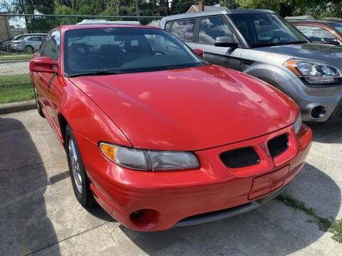 2002 Pontiac Grand Prix for sale at Martell Auto Sales Inc in Warren MI