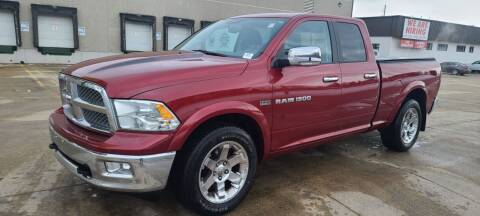 2012 RAM Ram Pickup 1500 for sale at Steve's Auto Sales in Madison WI