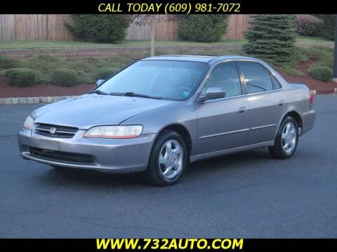 2000 Honda Accord for sale at Absolute Auto Solutions in Hamilton NJ
