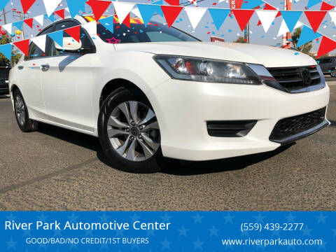 2014 Honda Accord for sale at River Park Automotive Center in Fresno CA