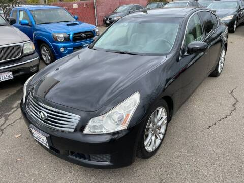 2007 Infiniti G35 for sale at C. H. Auto Sales in Citrus Heights CA