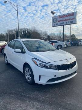 2018 Kia Forte for sale at Guidance Auto Sales LLC in Columbia TN