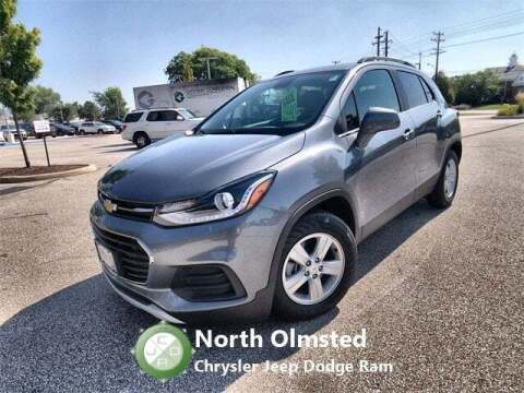 2019 Chevrolet Trax for sale at North Olmsted Chrysler Jeep Dodge Ram in North Olmsted OH