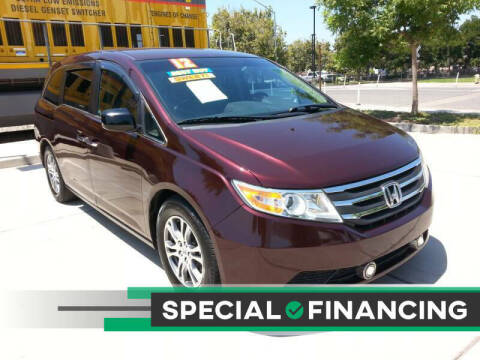 2012 Honda Odyssey for sale at Super Cars Sales Inc #1 - Super Auto Sales Inc #2 in Modesto CA