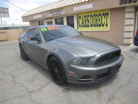2013 Ford Mustang for sale at Cars Direct USA in Las Vegas NV