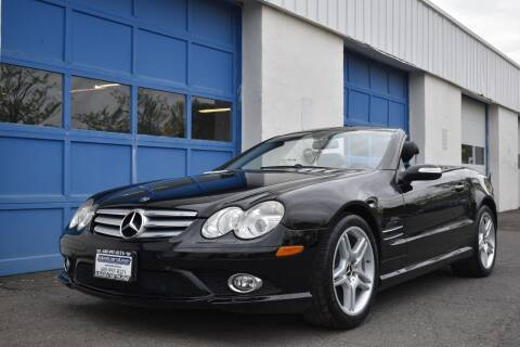 2007 Mercedes-Benz SL-Class for sale at IdealCarsUSA.com in East Windsor NJ