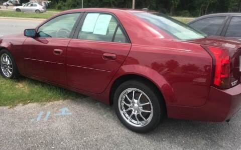 2005 Cadillac CTS for sale at Nash's Auto Sales Used Car Dealer in Milton FL