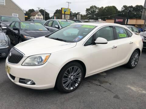 2013 Buick Verano for sale at Crown Auto Sales in Abington MA