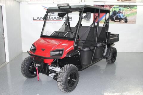 2021 AMERICAN LANDMASTER L7X UTV for sale at Lansing Auto Mart in Lansing KS