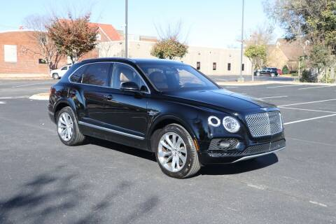2017 Bentley Bentayga for sale at Auto Collection Of Murfreesboro in Murfreesboro TN