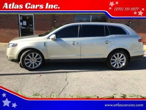 2010 Lincoln MKT for sale at Atlas Cars Inc. - Elizabethtown Lot in Elizabethtown KY