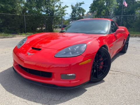 2012 Chevrolet Corvette for sale at JMAC IMPORT AND EXPORT STORAGE WAREHOUSE in Bloomfield NJ