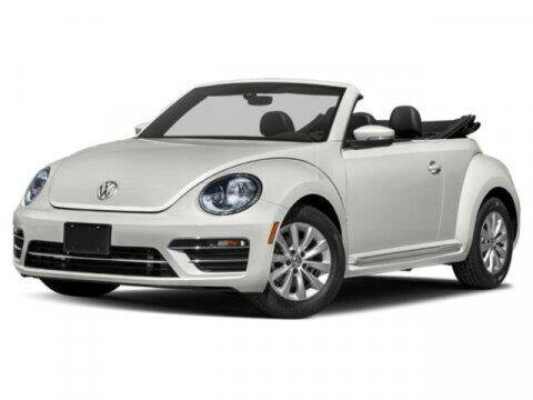 2017 Volkswagen Beetle Convertible for sale at HILAND TOYOTA in Moline IL