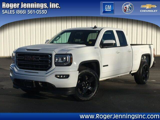 2018 GMC Sierra 1500 for sale at ROGER JENNINGS INC in Hillsboro IL
