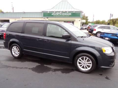 2014 Dodge Grand Caravan for sale at Jim O'Connor Select Auto in Oconomowoc WI