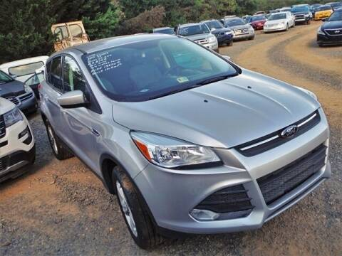 2016 Ford Escape for sale at East Coast Auto Source Inc. in Bedford VA