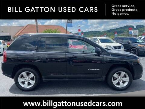 2015 Jeep Compass for sale at Bill Gatton Used Cars in Johnson City TN
